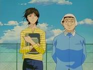 Fuyutsuki and Sakurai Reminisce
