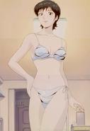 Azusa Fuyutsuki bikini