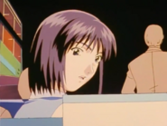 Fuyumi Watches as Kunio Gives Chase