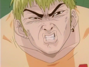 Onizuka Angry with Saeko