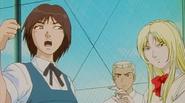 Confrontation with Sato