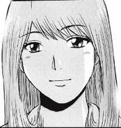 Natsu Ooishi Smiling