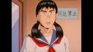Onizuka Disguise as an High School Girl