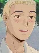 Kunio Watching Akane