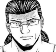 Sakurada Intimidating
