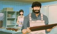 Kizaki in the Kitchen