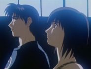 Kikuchi and Saeko