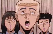 The Trio Shocked