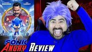 Sonic The Hedgehog Angry Movie Review