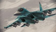 Su-34 Fullback Infinity flyby 2.jpg