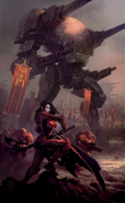 Army of vampire race (Alpha Vu'ruu)