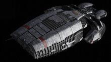 Galactica's top side.jpg