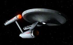 USS Enterprise (NCC-1701), ENT.jpg