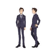 Makoto Edamura - Character Sheet - Yakuza