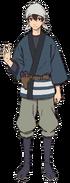 Makoto Edamura - Transparent - Bug Catcher
