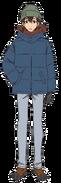 Makoto Edamura Transparent - Cold Outdoor Wear