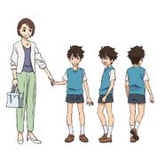 Makoto Edamura - Character Sheet - Child - Miki Edamura