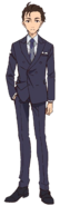 Makoto Edamura - Transparent - Yakuza