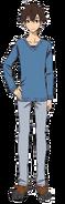 Makoto Edamura Transparent - Cold Intdoor Wear