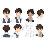 Makoto Edamura - Faces part 1