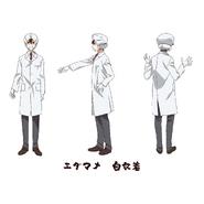 Makoto Edamura - Character Sheet - Lab