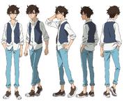 Makoto Edamura - Character Sheet