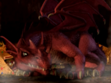 Charlock the Red Dragon