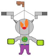 Cyborg-Puppy 2.0