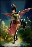 Theia Titan Goddess