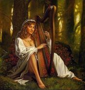 Hebe Goddess Of Youth - Gods And Goddesses 1