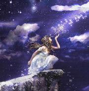 Star Goddess by hgrivera