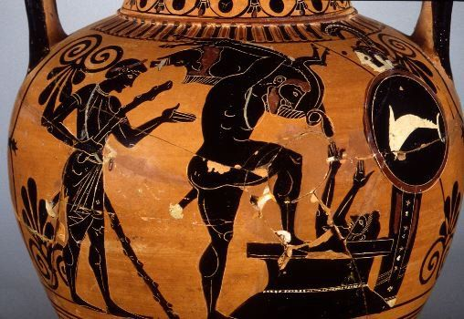 The Fourth Labor: Capture of the Erymanthian Boar