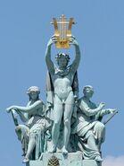 Apollon opera Garnier n3