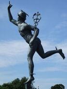Hermes messenger of the gods by thescorpionboy-d2z7czz
