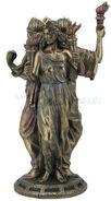 Hecate-Greek-Goddess-of-Magic-Sculpture