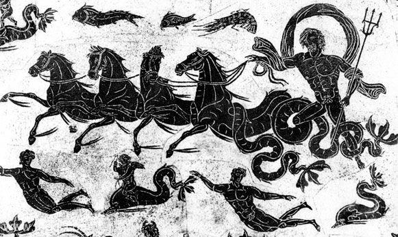 Poseidon's Chariot