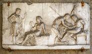 Telephus relief 960