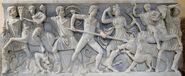 Calydonian hunt Musei Capitolini MC917