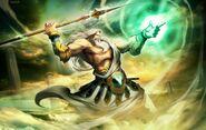 Volt Zeus by Genzoman