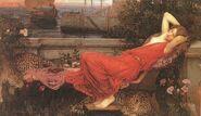 Ariadne Painting