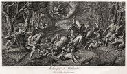 Giulio Romano - Meleager et Atalanta