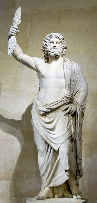Zeus Greek Mythology Wiki Fandom
