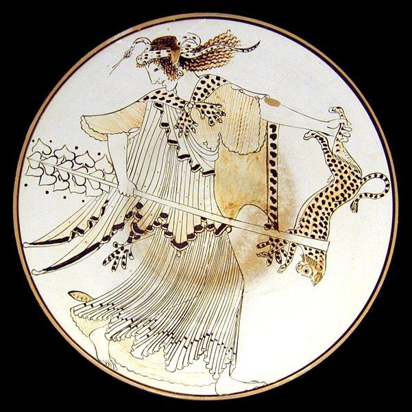 Bromis (Nysiad Okeanid)