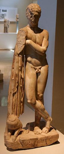 Statue of Podalirius