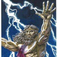 Lightning Bolt Greek Mythology Wiki Fandom