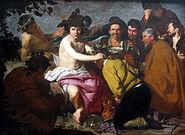 220px-Los borrachos o el triunfo de Baco 1629 Velázquez