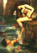 Sirens-mythology