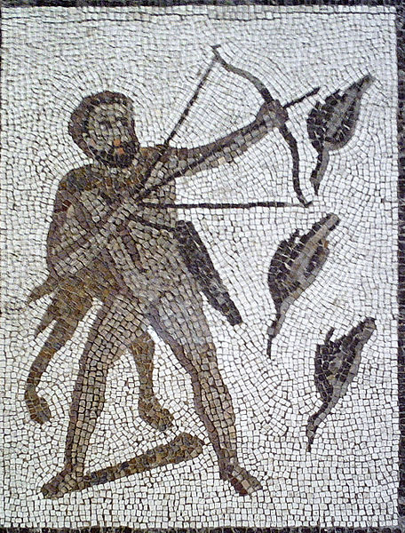 The Sixth Labor: Rid the Island Stymphalos of the Man-eating Birds