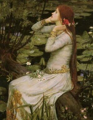 Ophelia by the pond jw waterhouse victorian art postcard-r8c215412c8bf4f8f9111beb2007b6326 vgbaq 8byvr 512.jpg