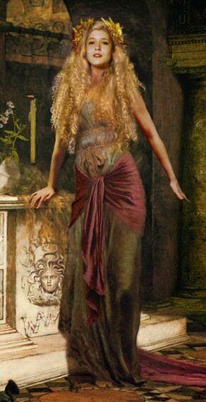 Erigone(Daughter of Klytemnestra & Aegisthus